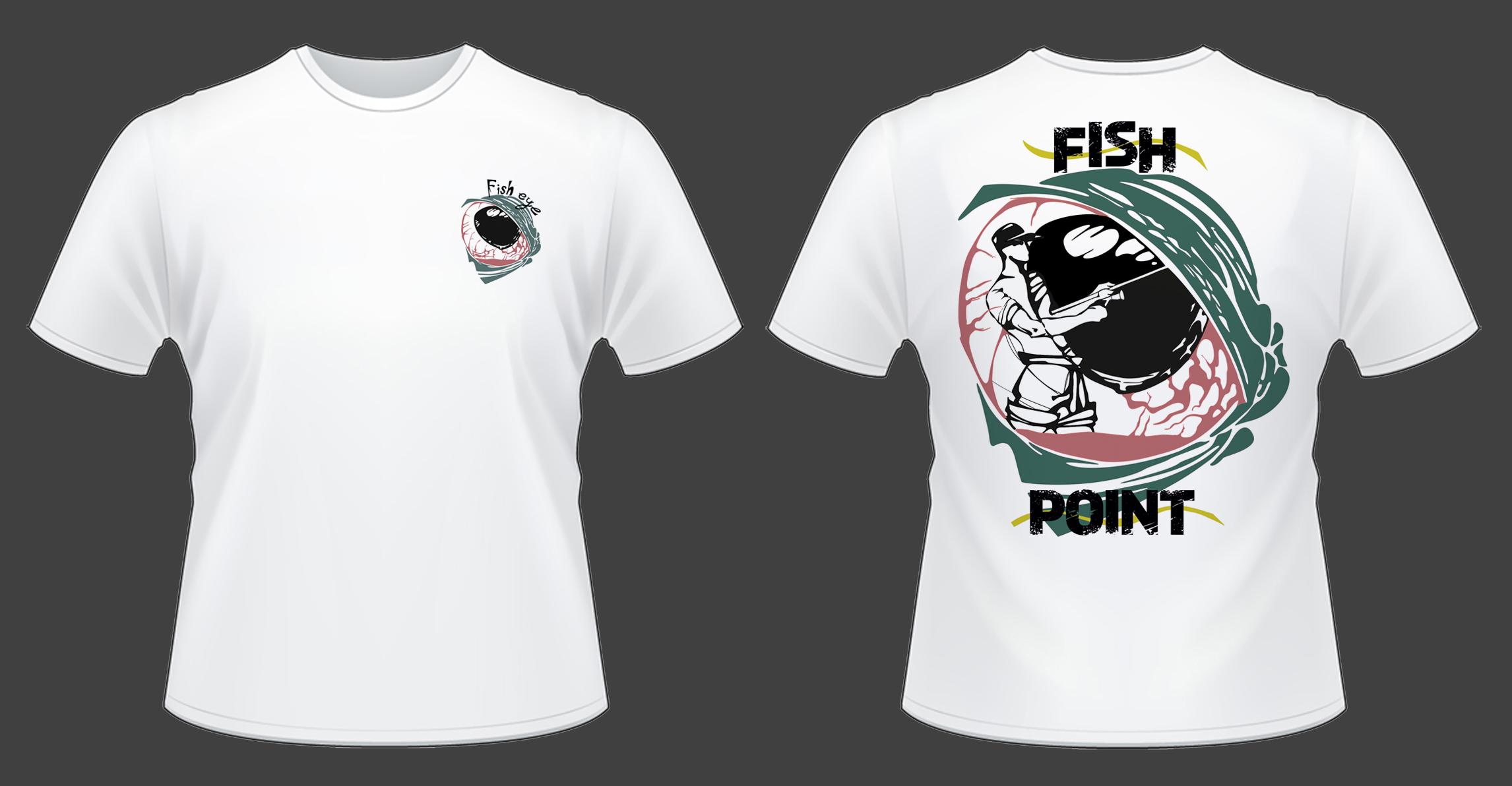 Майки для рыбаков